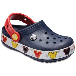 Crocs - Unisex KidsCrocband Mickey Mouse Fun Lab Lights Clog