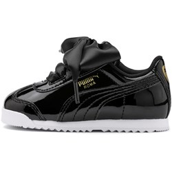 PUMA - Unisex-Baby Roma Heart Patent Shoes