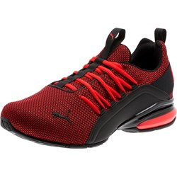 PUMA - Mens Axelion Mesh Wide Shoes