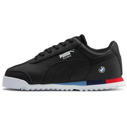 PUMA - Unisex-Baby Bmw Mms Roma V Pre-School Shoes