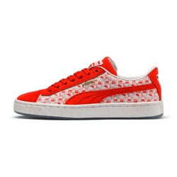 PUMA - Unisex-Child Suede Classic X Hello Kitty Shoes