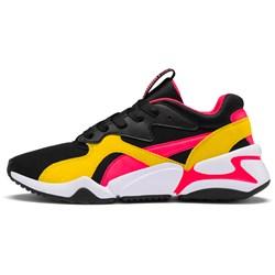 PUMA - Unisex-Child Nova Funky Shoes