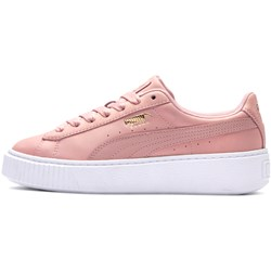 PUMA Womens Platform Shimmer Shoes