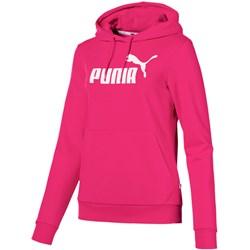 PUMA - Womens Ess Logo Hoody Fl