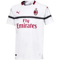 PUMA - Unisex-Child Ac Milan Away Shirt Replica