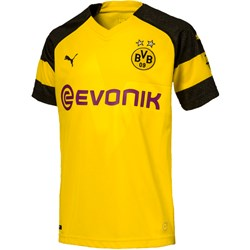 Puma Bvb Home Shirt Replica Jr With Evonik Lo