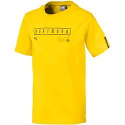 PUMA - Unisex-Child Bvb Fan T-Shirt