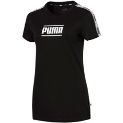 PUMA - Womens Camo Pack Tape T-Shirt