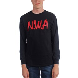 N.W.A. - Mens  Nwa Long Sleeve T-Shirt