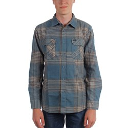 Brixton - Mens Bowery LW Long Sleeve Flannel Shirt