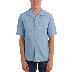 G-Star - Mens Kinec Straight Service Short Sleeve Woven Shirt