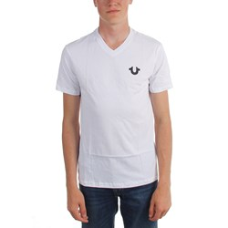True Religion - Mens Classic Horseshoe Logo T-Shirt