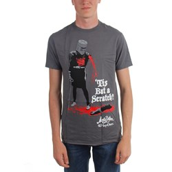 Monty Python - Mens  Tis But A Scratch T-Shirt