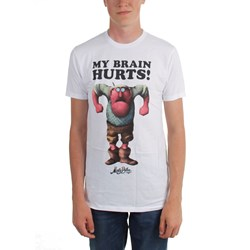 Monty Python - Mens My Brain Hurts T-Shirt
