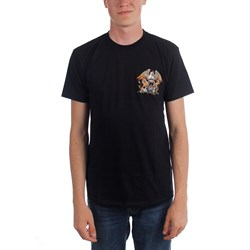 Queen - Mens  Queen Crest T-Shirt