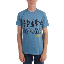 Monty Python - Mens Silk Walk T-Shirt