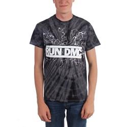 Run DMC - Mens  Run Dmc Halloween T-Shirt