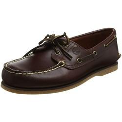 Timberland - Mens Classic Boat Classic 2-Eye Shoe