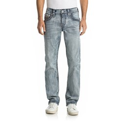 Rock Revival - Mens Percy J200 Straight Jeans