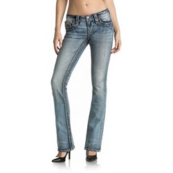 Rock Revival - Womens Marley B201 Bootcut Jeans