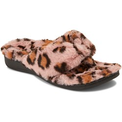 Vionic - Womens Indulge Gracie Leopard Slipper