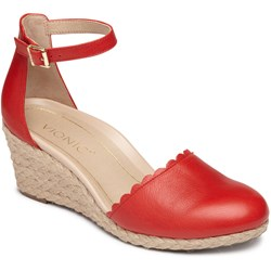 Vionic - Womens Aruba Anna Ankle Strap Wedge
