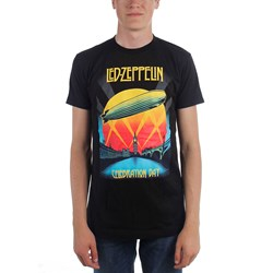 Led Zeppelin - Mens Celebration Day T-shirt
