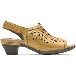 Rockport - Womens Abbott Hi Vamp Sling Platform Shoe
