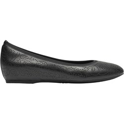 Rockport - Womens Total Motion Hidden Wedge Perf Ballet Flats