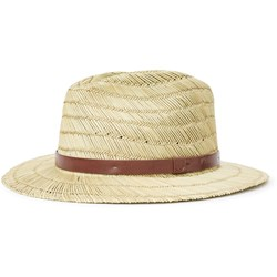 Brixton - Womens Messer Straw Fedora
