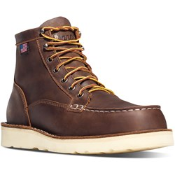 "Danner - Mens Bull Run Moc Toe 6""  ST Boots"