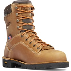 "Danner - Mens Quarry USA 8""  400G NMT Boots"