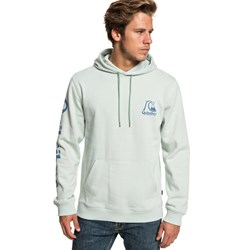 Quiksilver - Mens Springrollhood Pullover Sweater