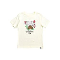 Quiksilver - Juvenile Boys Curious Adventu T-Shirt
