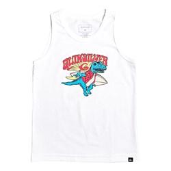 Quiksilver - Juvenile Boys Dino Surf Tank T-Shirt
