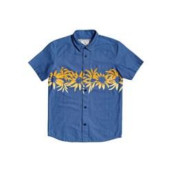 Quiksilver - Boys Choppa Ss Youth Woven Shirt