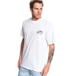 Quiksilver - Mens Dolphin Filet T-Shirt