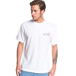 Quiksilver - Mens Pacific Schools T-Shirt
