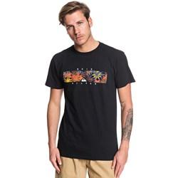 Quiksilver - Mens Box Heat T-Shirt
