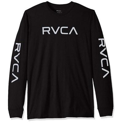 RVCA - Mens Big Rvca Long Sleeve T-Shirt