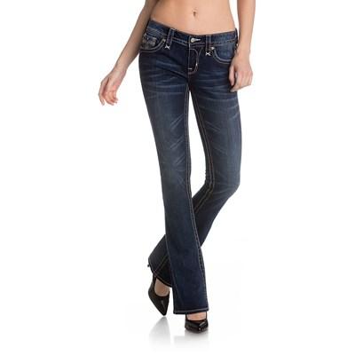 Rock Revival - Womens Eldora B200 Bootcut Jeans With Flap