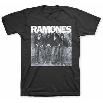 Ramones - Mens 1St Album Cover T-Shirt