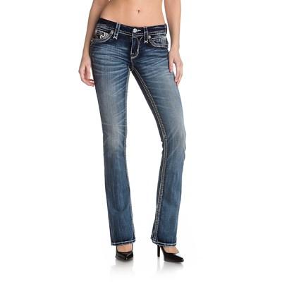 Rock Revival - Womens Rima Boot Cut Jeans