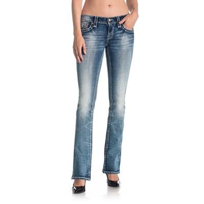 Rock Revival - Womens Greer B225 Bootcut Jeans