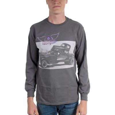 Aerosmith - Mens Truck Photo Long Sleeve T-Shirt