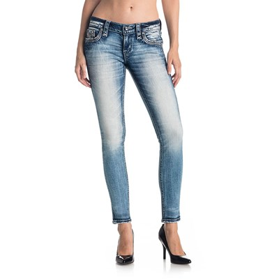 Rock Revival - Womens Flax S200 Skinny Jeans