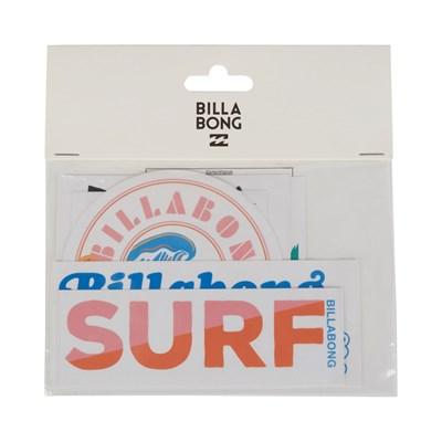 Billabong - Junior Sand And Sun Stickers