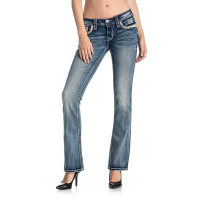 Rock Revival - Womens Yui B260 Bootcut Jeans