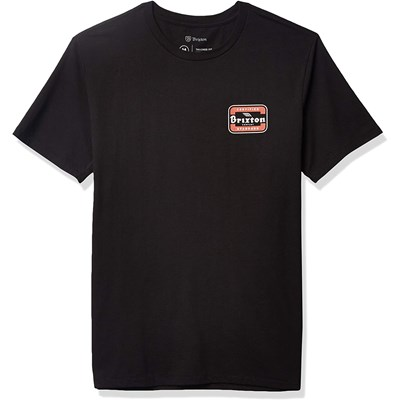Brixton - Mens Quill Premium T-Shirt