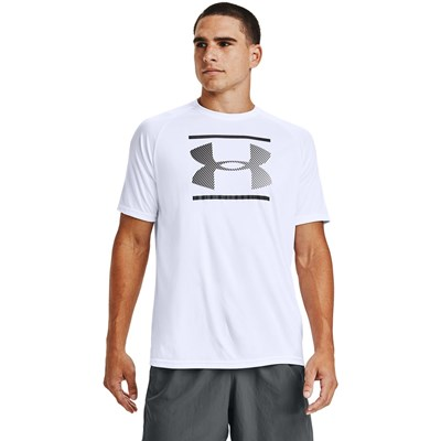 Under Armour - Mens Velocity Graphic Short Sleeve T-Shirt